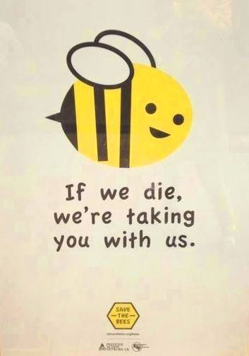 Keep the Bees Alive!